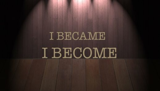 I Became, I Become ~ Week 2 ~ Peter